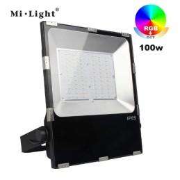 Floodlight RGB+CCT 100W 230VAC FUTT07
