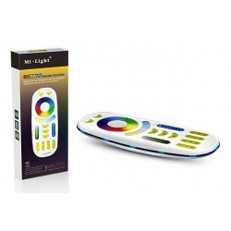 Remote controller RGB+CCT 4-zone 2xAAA