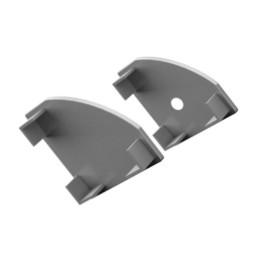 End Plugs for Hartmann Angle Profile 1 Profile (2pack)