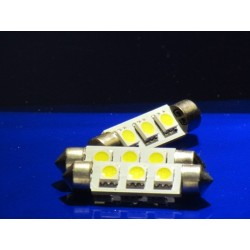 39mm 3 SMD Canbus Festoon