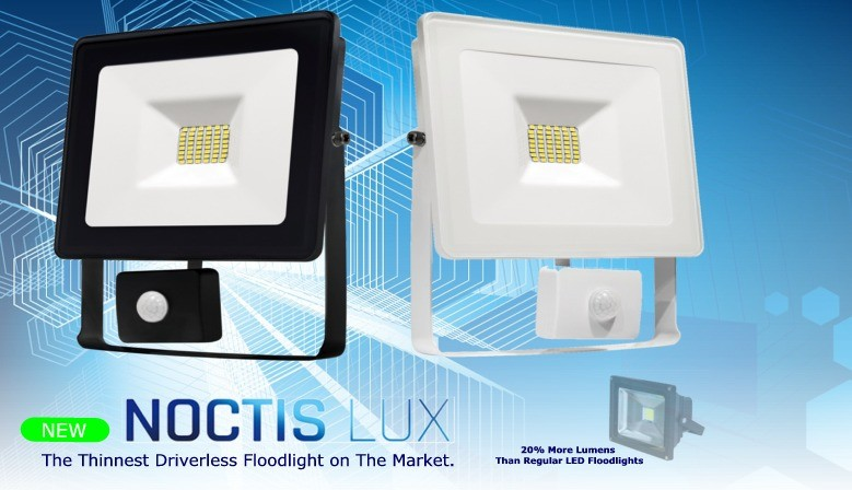 Noctis Lux - Thinnest Floodlight